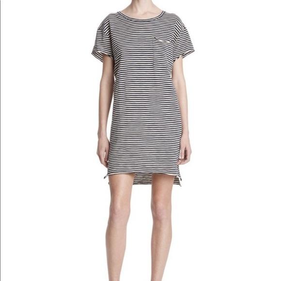ATM Anthony Thomas Melillo Dresses & Skirts - ATM striped shirt dress
